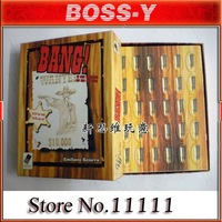 board games,[BANG!!!]Card Game ,puzzles. kill gemes .hot sell !!! MOQ 1pcs