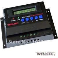 ce rohs WELLSEE WS-C2430 12/24v 20A Solar panel controller