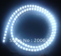 12monty warranty !Auto LED strip lighting+white+24cm+waterproof