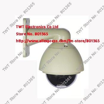 Free shipping High speed 570TVL Outdoor CCTV Mini Dome PTZ Camera 100x