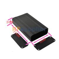 """Aluminum Project Box Enclousure Case Electronic DIY1109  0.85""""(H)x2.4""""(W)x4.33""""(L)"""