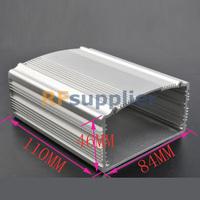 Aluminum Project Box Enclousure Case Electronic DIY-rectangle shape