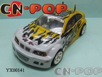 nitro gas RC Car Racing Car toy Winner 4WD 1:10 model cars radio remote control free shipping