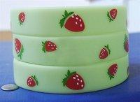 DHL FREE SHIPPING Customized silicone printing logo bracelet;silicone wristband;customizing gifts
