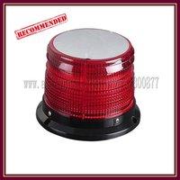 TBD-GA-C831 High power LED beacon light, PC lens, Magnetic bottom, 1W LED warning light, waterproof, Super bright!!