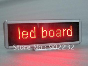 led digital board,mini led sign,counter sign LED,prompt products,1pcs selling,1pcs free shipping to USA,led dot matrix,16*64R,