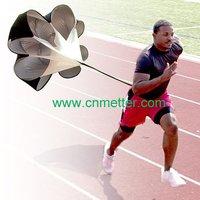 "56"" Speed Training Resistance Parachute Running Chute, Speed Chute, Training Running Chute with Free Shipping (TCR01)"
