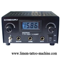 basic tattoo power supply power pack free shipping