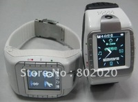 Free Ship! drop ship!!~Lower price triband GSM wrist watch phone 12 months warranty