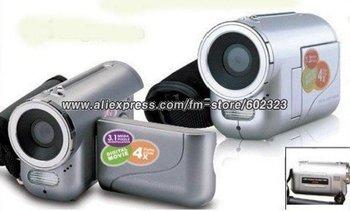 "Free Shipping+ Cheap DV, 1.5"" TFT LCD 3.1MP Digital Camcorder Camera DV 136"