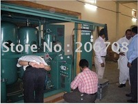 Vacuum double-stage transformer oil reconstituted system/insulating oil recondition/Double-Stage Insulating Oil Purifier