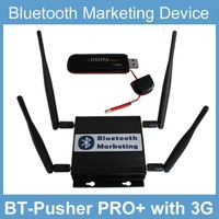 BT-Pusher PRO+ BLUETOOTH MARKETING DEVICE With GPRS,3G