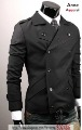 2010 double-breasted High-quality Casual suit jacket Cheap Men's Slim Coats Free Shipping JK19