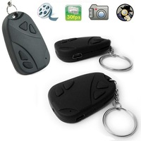 Key Mini DV Car Remote DVR Hidden Recorder Micro Video Camera Camcorder 4GB - sample