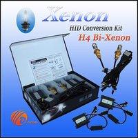 free shipping wholesale  35w  hid kits h4 bi-xenon