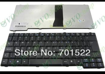 New Laptop keyboard for Acer Travelmate 240 2000 Aspire 1500 1620 Black US Version - K020830U2