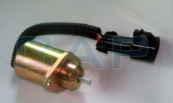 # 1 piece retailing # STOP SOLENOID FOR KUBOTA ENGINE Carrier Transicold Supra - Genesis R90 25-15230-01(China (Mainland))