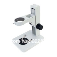 Free shipping!  Vertical Flat Base for  stereo zoom microscope stand  B4