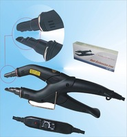 Wholesale-hot selling Loof control hair extension iron JR-668-black high quality  5pcs/lot