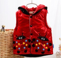 Infant autumn and winter vest 0 - 1 - 2 years old baby vest all-match vest