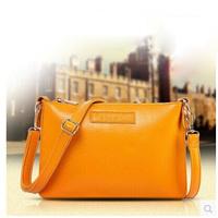 Free shipping- hot-selling women's handbag genuine leather handbag messenger bag shoulder bag