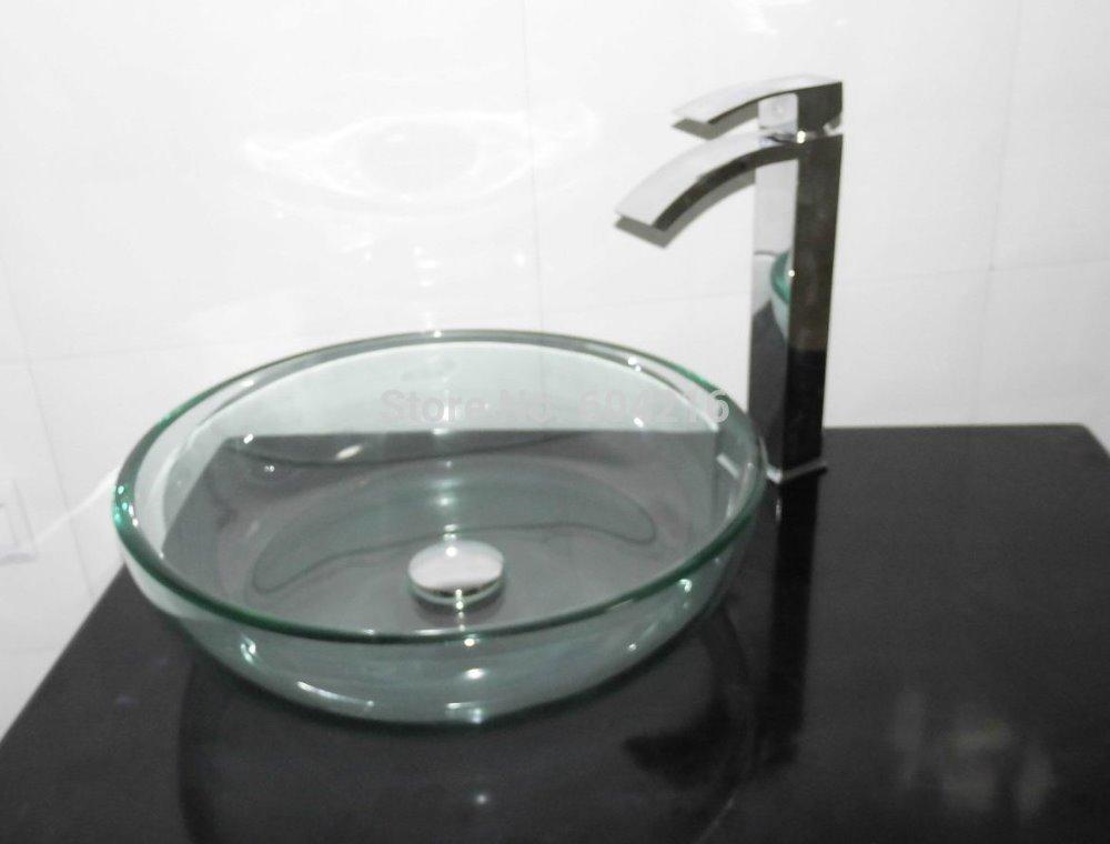 Small Corner Wash Basin : Glass-wash-basin-tempered-table-basin-corner-wash-basin-small ...
