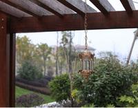 outdoor lamp garden pendant lights110V 220V 240V  vintage led droplight e27 corn bulbs included