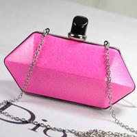 Designer Handbags Diamond Shape Day Clutch Rhombus Evening Bags Candy Color Shell Bag Mini Purses and Handbags Free Shipping