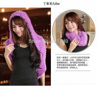 2014 women's bamboo fibre magicaf magic scarf autumn and winter yarn scarf muffler autumn and winter cape gift