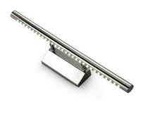 """Free shipping 10W 70cm 28"""" stainless steel LED white light mirror light bathroom washbasin wall lamp AC 85V~265V"""