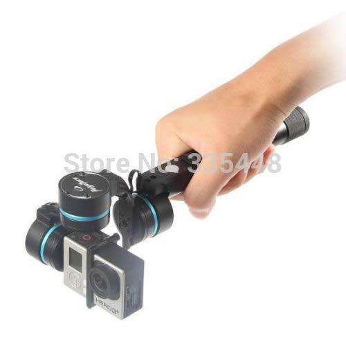 FeiYu 3 Axis Handheld Steady Brushless Gimbal Free Smartphone Mount Holder For Gopro 3 3 plus