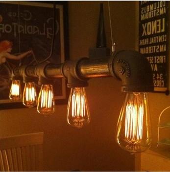 Старинные чердак промышленного лампы ретро классический эдисон персонализированные ...
