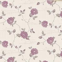 Fresh Floral Flower Wallpaper For Walls American vintage style Pastoral Flower wallpaper roll bedroom background decor R343