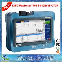 Touch Screen EXFO Max 710B Singlemode 30/28dB Fiber Optical OTDR