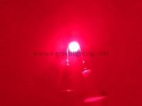 660nm 1W3W5W plant grow led light beads free shipping