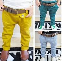 Retail 1 Pcs 2-7T Fashion Kids Boys Casual Kids Pants Children'S Clothing Pants & Capris  Slacks Trousers Pants