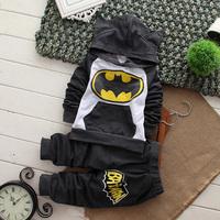 2014 New kids cool hoodies+pants 2pcs baby clothing set ,for kids set