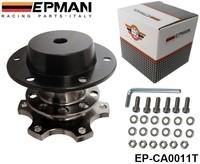 Tansky - EPMAN NEW Steering Wheel Quick Release (Golden, Black, Titanium) Default color: Titanium EP-CA0011T