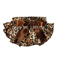 Girl 2014 Leopard Print Bodysuit For Age 0-2T Novelty Fashion Body Summer Clothes  Free Shipping
