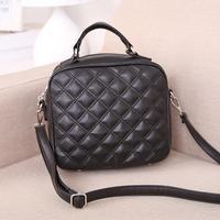 Fashion bag 2014 summer styles Korean mobile diagonal rhombic shoulder bag retro multifunctional packages