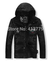 Dropshipping New Arrival fashion warm Outdoor Windbreaker waterproof breathable duck Padded Jacket Sport men down coat winter