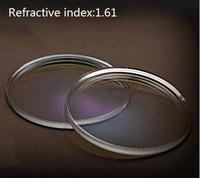 custom made anti radiation anti-uv  UV protection resin aspherics myopia lens for nearsighted