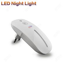 2014 High Quality Human Body PIR Motion Sensor Night Light 9LEDs Light Sensor Smart Lights for Emergency Freeshipping(BS126 1PC)(China (Mainland))