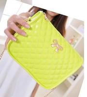 2014 new bows embroidered vintage small bag fashion ladies shoulder Messenger bag Guangzhou wholesale