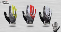 free shipping 2014 Bike Gloves Professional Bicycle Full Finger Gloves Cycling Gloves GEL size M - XL Motorcycle Gloves