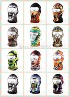 2014 New 3D Animal Active Outdoor Sports Bicycle Cycling Motorcycle Masks Ski Hood Hat Veil Balaclava UV Protect Full Face Mask