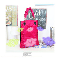 women fashion nylon handbags casual  nylon Shoulder channelled Messenger Bag big folding bag
