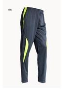 High Quality Soccer Pants Skinny sports Football training pants tracksuit pants 2101 Style