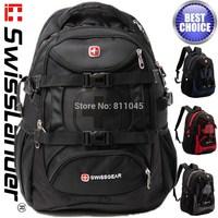 SwissLander Swiss Lander 15.6 inch men Laptop backpack women notebook backpacks school computer bagback travel school bag pack