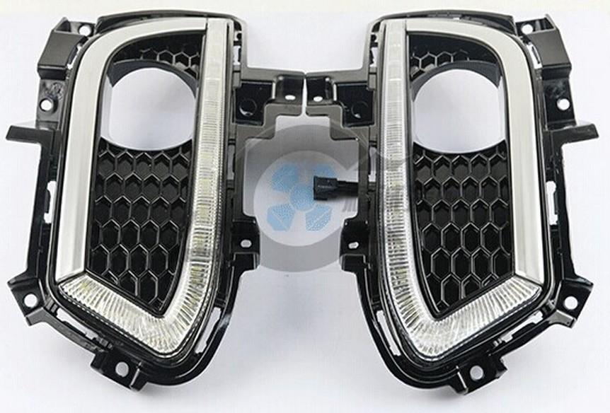 Ford Fusion vs Mondeo Mondeo Fusion Fog Lamp